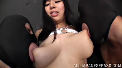 Double handjob, Asian hand
