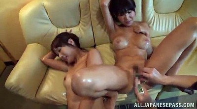 Japanese group, Asian vibrator, Japanese oil