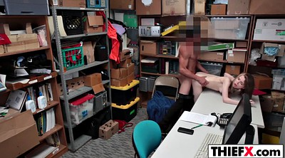 Thief, Amateur blowjob