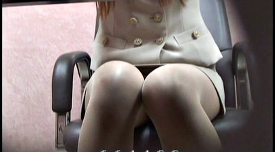Japanese office, Japanese cosplay, Japanese foot, Peeping, Asian foot, Peep