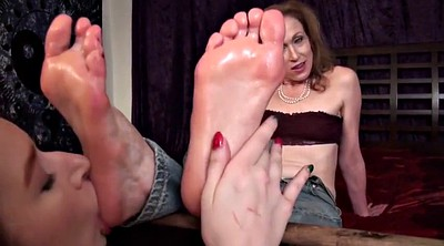 Aunt, Feet worship, Foot lesbian, Lesbian foot, Sole, Worship foot