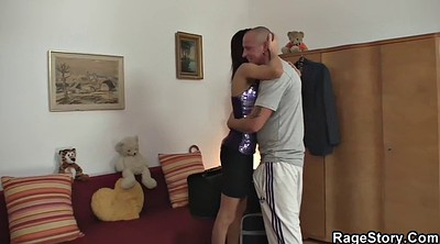 Brutal, Czech couple, Brutally