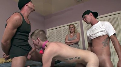 Submissive, Submission, Anal gangbang