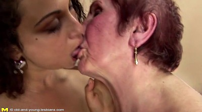 Piss, Lesbians piss, Lesbian milf, Old and young, Piss and fuck