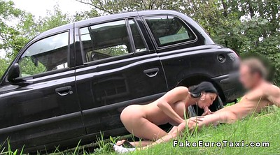 Huge boob, Fake taxi, Public boobs