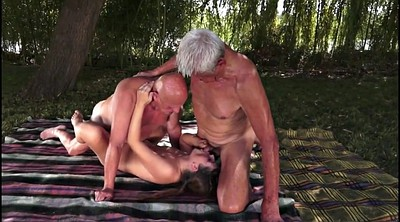 Grandpa, Old young, Grandpa fuck, Mature kiss, Daddy fuck