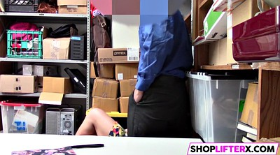 Shoplifter, Touching, Shoplifting