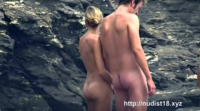 Nudist, Beach voyeur, Nudists, Public show, Nudist beach voyeur, Lie