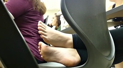 College, Candid, Candid feet
