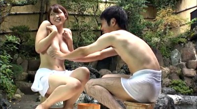 Japanese teen, Sauna, Spa, Asian creampie, Siblings, Sibling