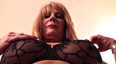 Sexy lingerie, Milf office