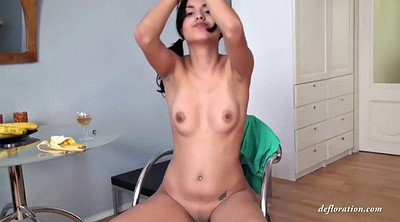 Teen solo, First, Virgin first time, Virgin pussy, First time virgin, Showing pussy