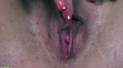 Butt, Older, Woman masturbation