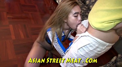 Thai anal, Asian anal