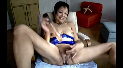 Asian granny, Asian mature, Asian webcam, Amateur mature