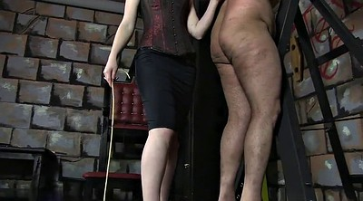 Spanked, Caning, Male slave, Caned