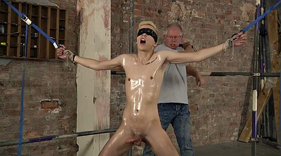 Gay bondage, Whip, Young boy