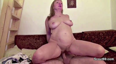 Mature casting, Hairy mom, Fucking mom, Casting mature