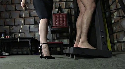 Caning, Caned, Male, Male slave, Mistress femdom, Male spanking