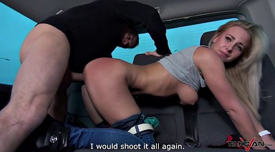 Taxi, Small tits, Czech casting, Czech taxi, Big tits natural, Natural big tits