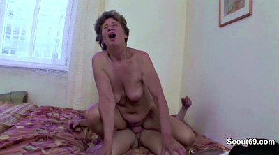 Young and old, Granny anal