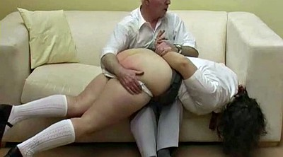 Spanking, Fathers