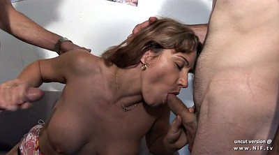 Anal pee, Anal casting, French mom, Anal moms, Mom casting, Milf dp