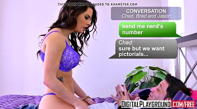 Keisha grey, Digitalplayground