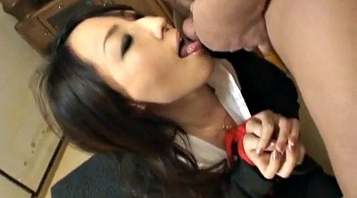 Japanese group, Suck cum, Asian milf