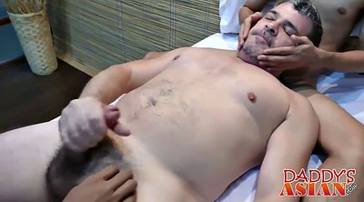Asian guy, Massages, Teen massage