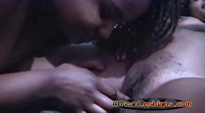 African, Licking pussy