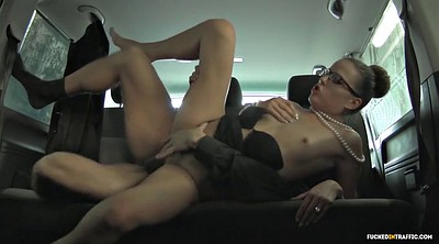 Czech, Sex in car, Czech outdoor