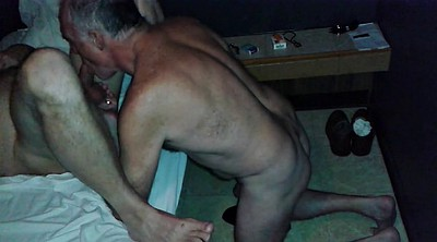 Old gay, Ass licking