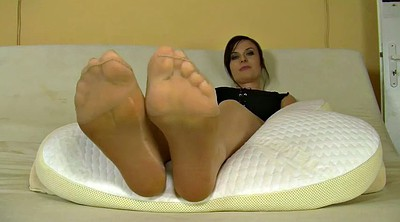 Sole, Nylon feet