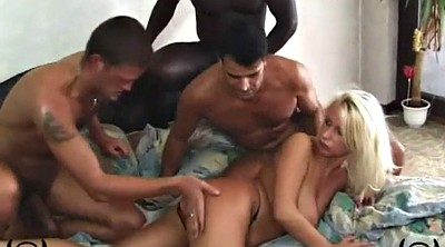 Double penetration, Anal casting