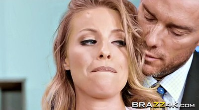 Boss, Big pussy, Britney amber, Busty office, Britney, Wet and