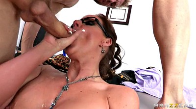 Threesome, Throat, Phoenix marie, Teacher office