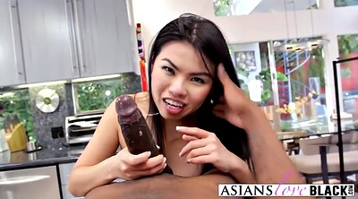 Ebony, Cindy, Black asian, Biggest, Seen, Big black cock asian