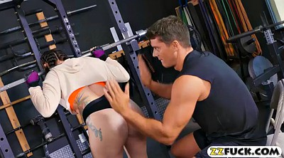 Gym, Mandy muse anal