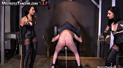 Caning, Femdom spanking, Male, Caned