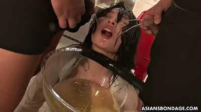 Japanese bdsm, Japanese bondage, Asian bondage, Urine, Japanese urine