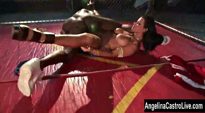 Angelina, Latina interracial