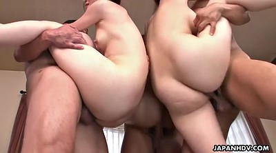Japanese three, Japanese orgy, Orgy, Japanese gay