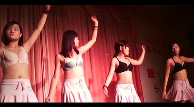 Chinese teen, Chinese dance