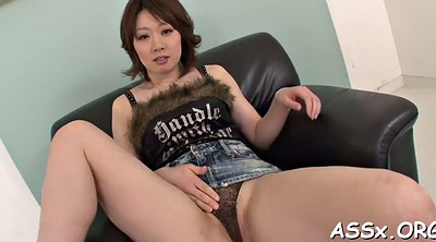 Japanese anal, Asian anal, Vegetables
