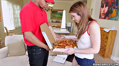 Pizza, Delivery