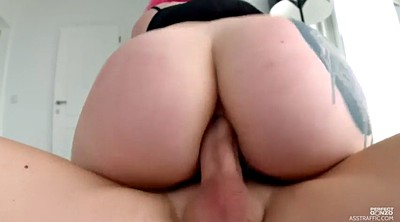 Chubby anal, During, Giant ass