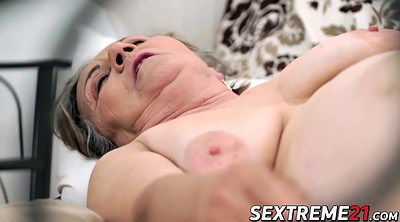 Old granny, Big dick, Rob, Mature blowjob, Hairy grannies