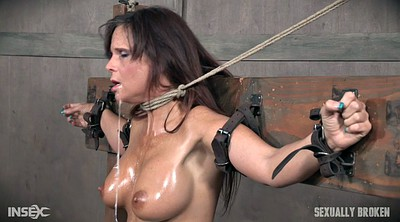 Tied up, Bdsm tits