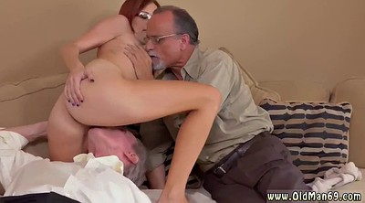 Handjob, Sister and, Granny fuck, Teen and old, Sister handjob, Old sister